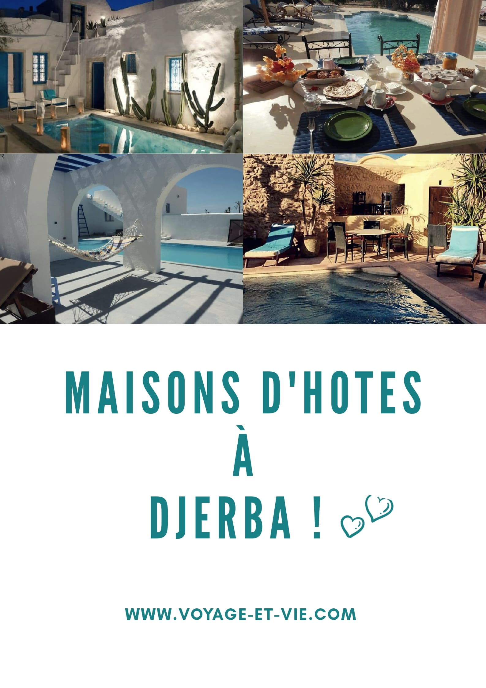 Les meilleurs maisons d'hôtes à Djerba