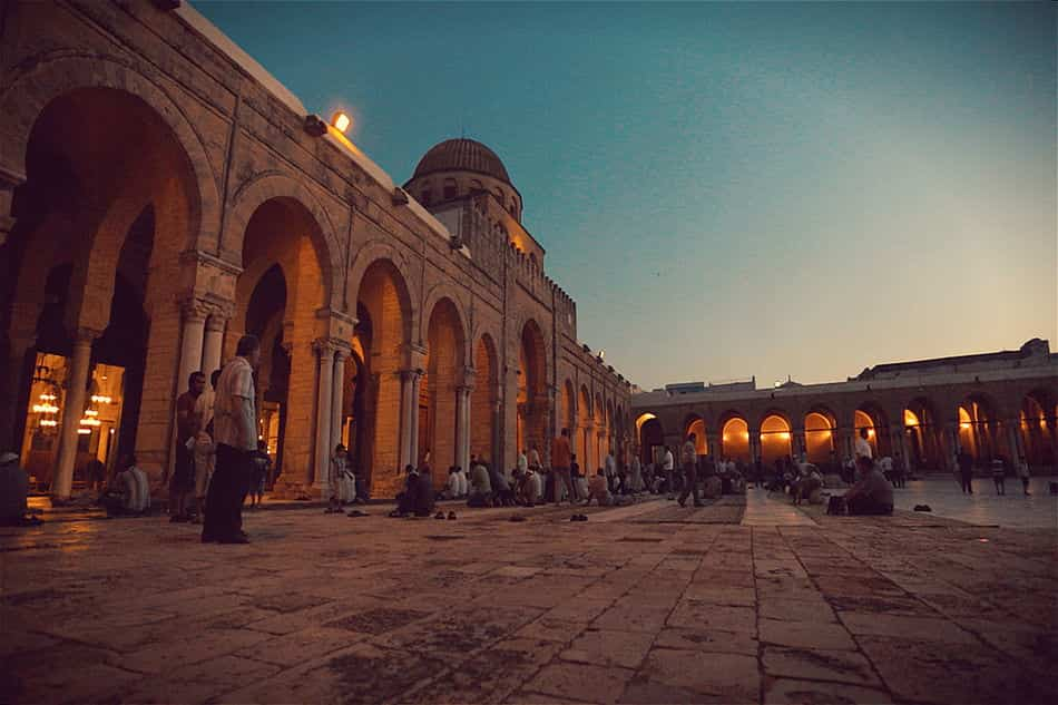visiter kairouan tunisie