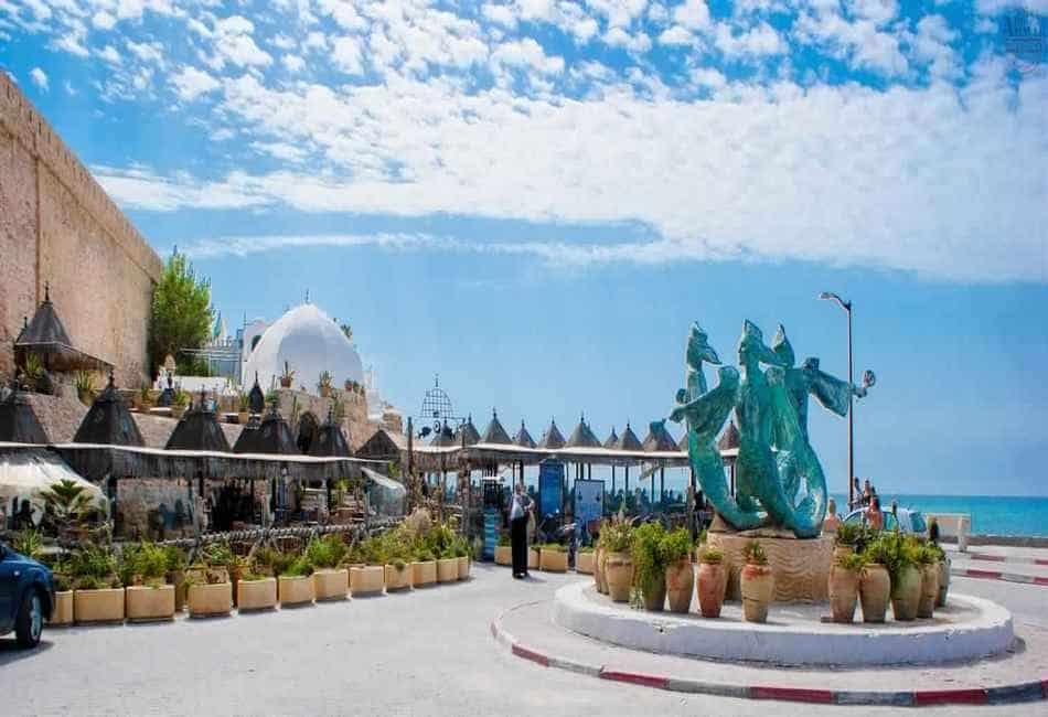 découvrir Hammamet Tunisie