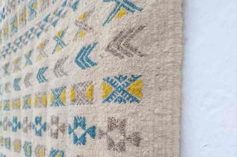 Berber Carpet store Tunisie