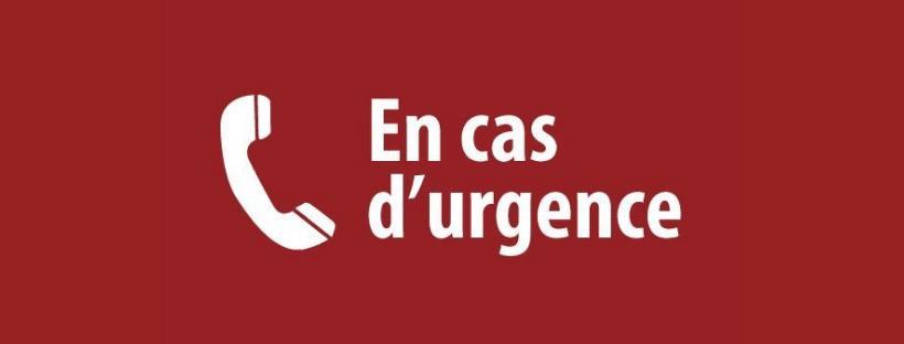 numero d'urgence Tunisie
