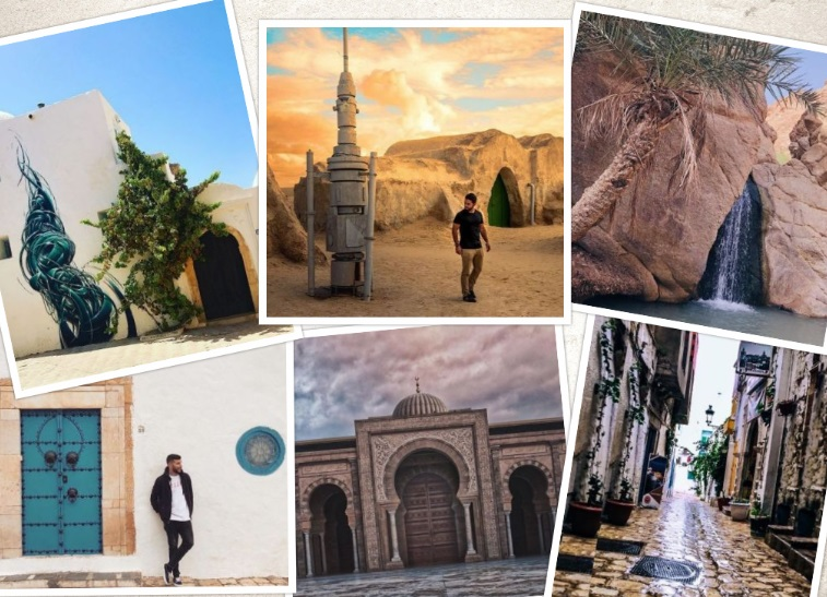 Photos instagram Tunisie