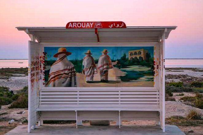 moyens de transport à Djerba