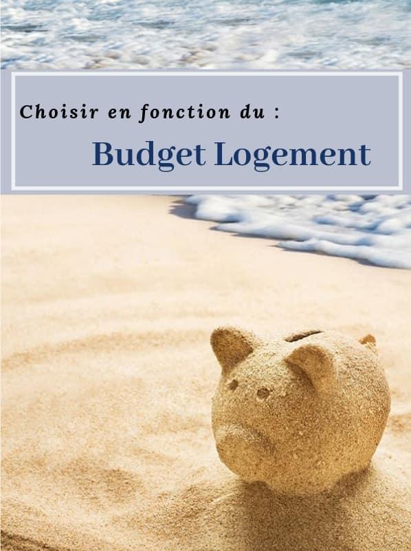 budget logement Djerba