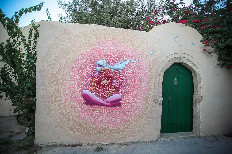 Djerba hood œuvres d'art