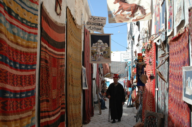 Djerba houmt souk