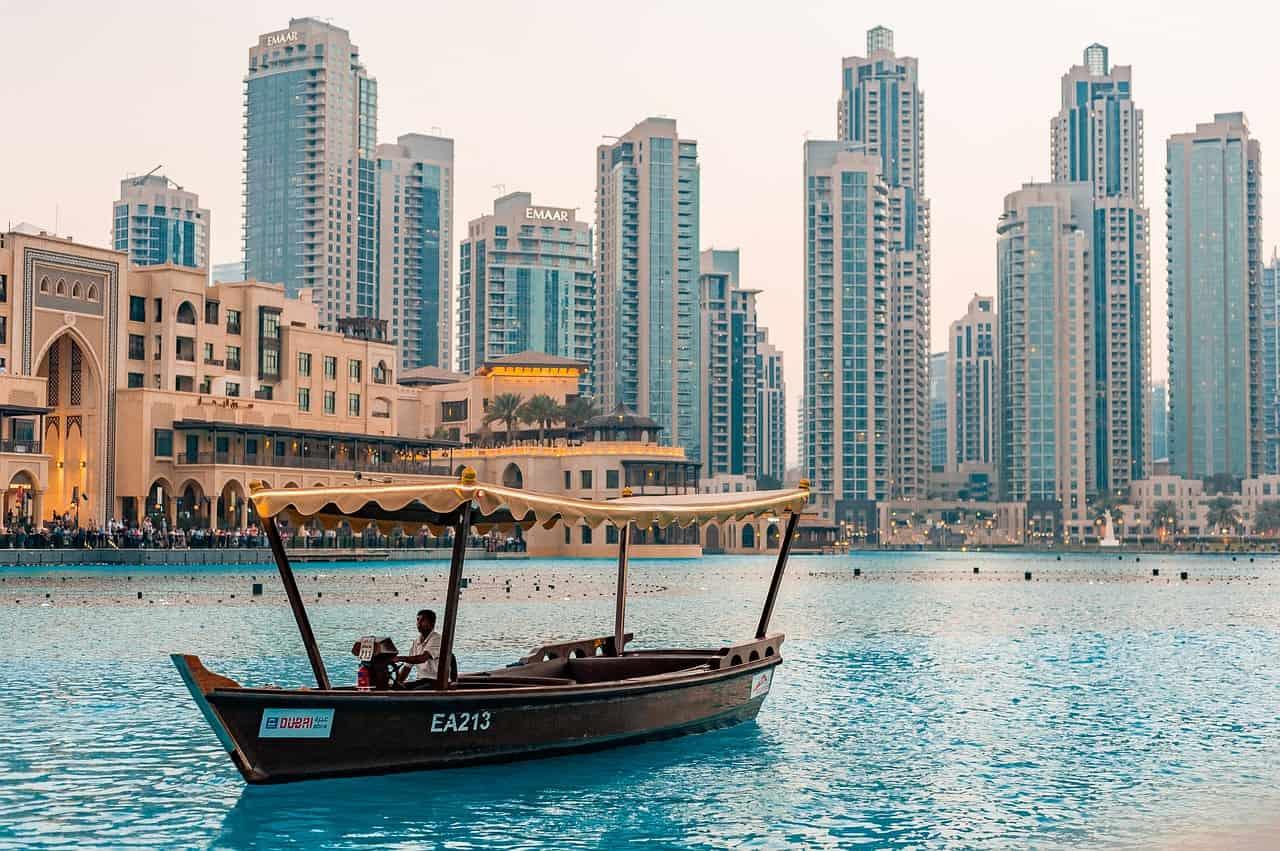 Dubai voyage de noces