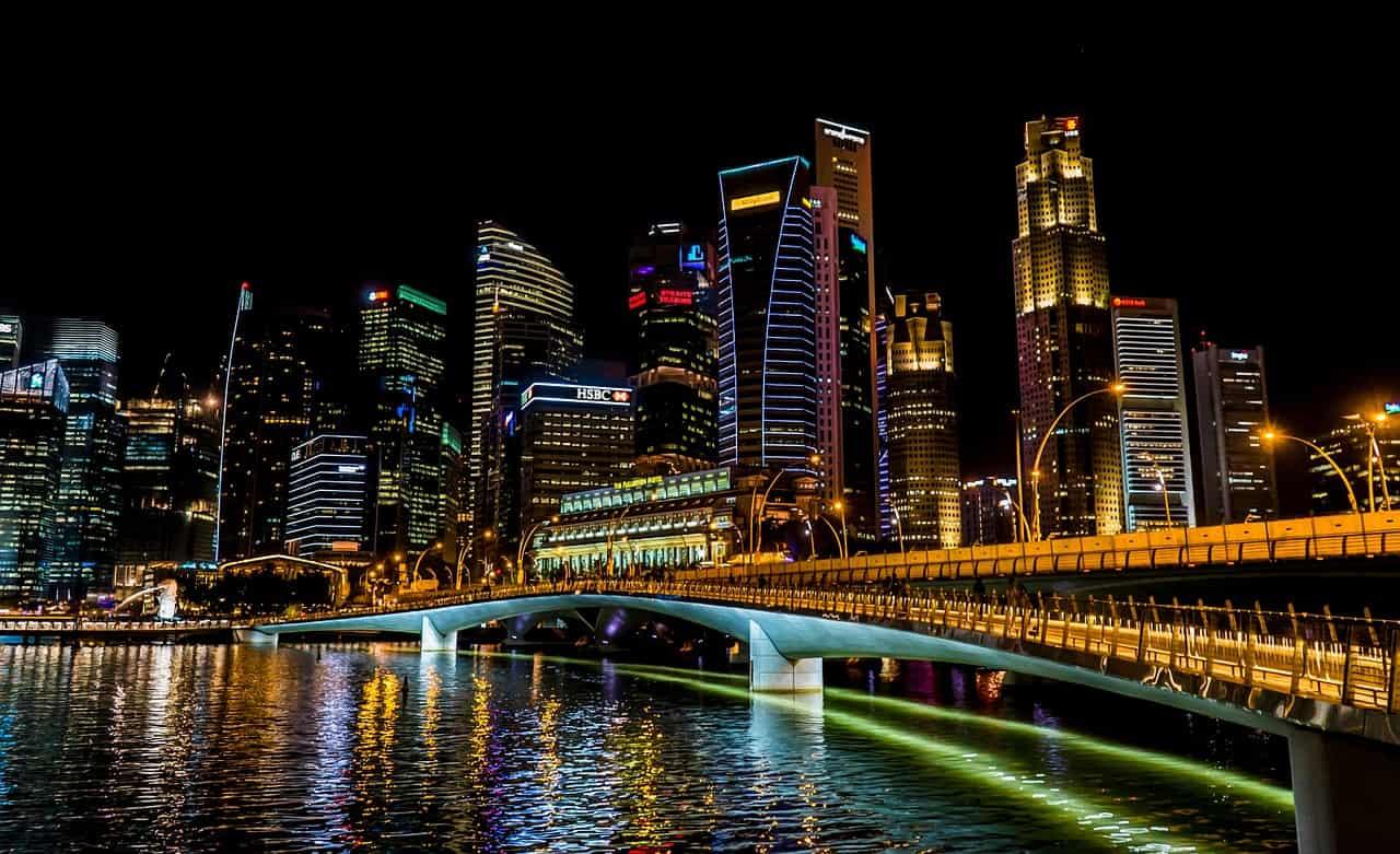 voyage de noces Singapour