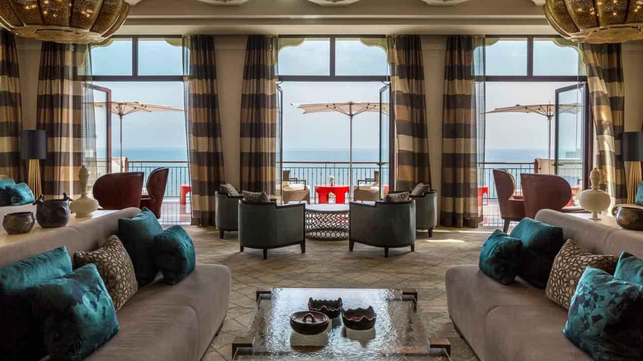 Four seasons Hotel Gammarth Tunis