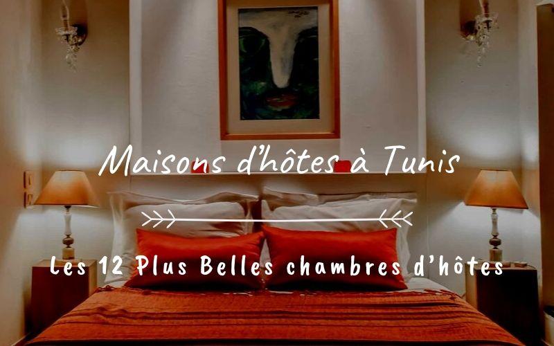 maisons d'hôtes à Tunis