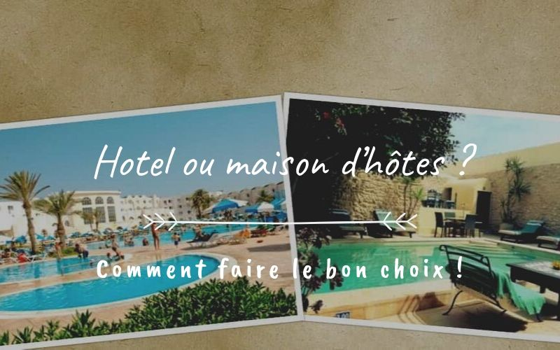 hotel ou maison d'hotes