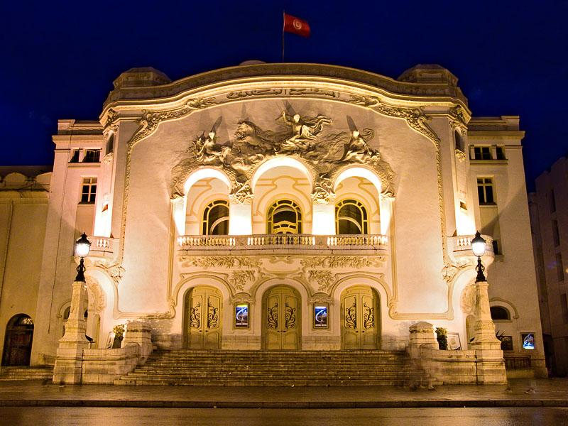 theatre municipale de tunis