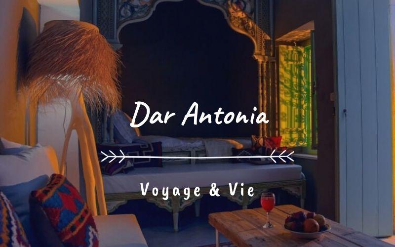 maison d'hôtes Dar Antonia