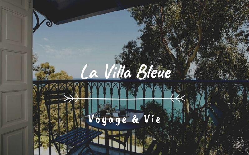 La Villa bleue sidi bousaid 7